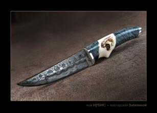 Нож Ирбис