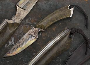 Нож Охотничий #2