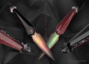 Нож Вендетта #3