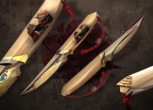 Нож Путь воина